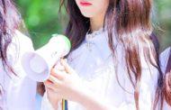 Heejin hút hồn fan bằng vẻ đẹp thiên thần
