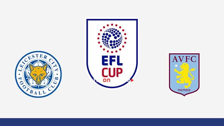 Leicester vs Aston Villa 03h00' 09/01/2020