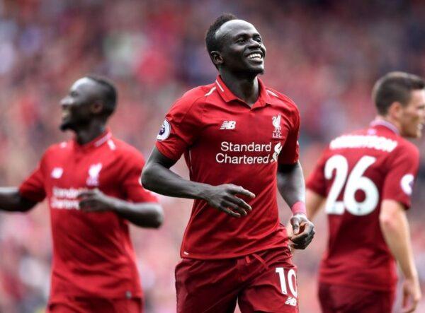 Sadio Mane được khen ngợi là cầu thủ xuất sắc nhất Liverpool