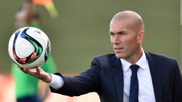 """Zidane: """" Tôi nghĩ mình đã trở nên tốt hơn"""""""