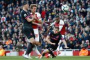Arsenal giành trọn vẹn 3 điểm trước Everton