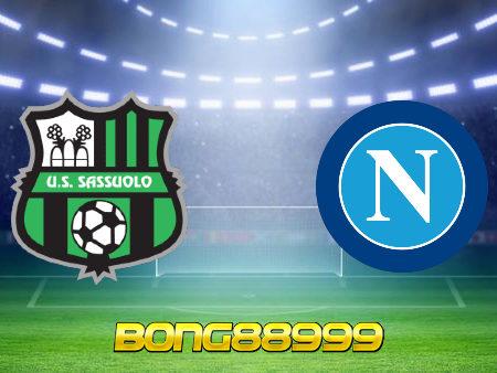 Soi kèo, nhận định Sassuolo vs Napoli – 00h30 – 04/03/2021