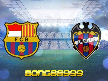 Soi kèo, nhận định Barcelona vs Levante – 21h15 – 26/09/2021