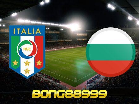 Soi kèo, nhận định Italy vs Bulgaria – 01h45 – 03/09/2021