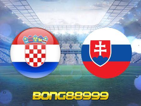 Soi kèo, nhận định Croatia vs Slovakia – 01h45 – 12/10/2021